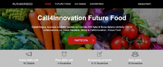Digital Magics lancia Future Food, nuova call per startup (© Credits photo courtesy of Digital Magics)