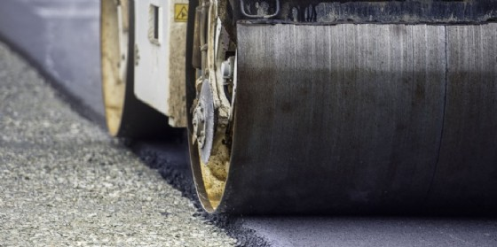 Interventi di asfaltatura in città