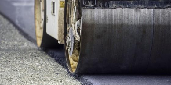 Interventi di asfaltatura in città (© Diario di Udine)