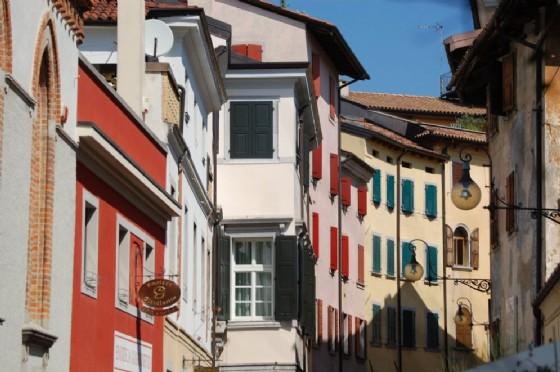 Via Paolo Sarpi, Udine (© Alessandro Romanin)