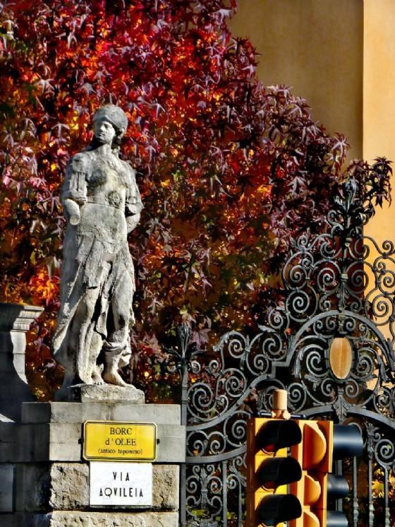 Borgo Aquileia Villa pontoni