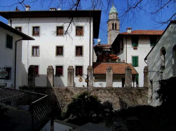 via Sarpi Corte Borgo Mercatoveccio