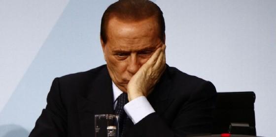 L'ex premier e leader di Forza Italia Silvio Berlusconi. (© 360b / Shutterstock.com)
