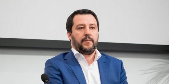 Il leader della Lega Nord, Matteo Salvini. (� Marco Aprile | Shutterstock.com)