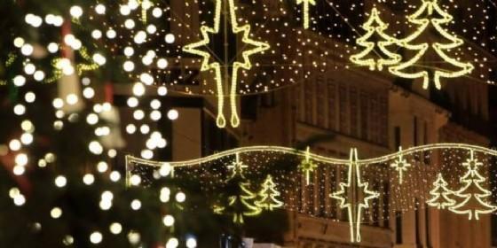 Luci di Natale a Udine (© Diario di Udine)