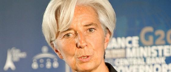Christine Lagarde, presidente del Fondo monetario internazionale (Fmi) (© Frederic Legrand, COME/Shutterstock.com)