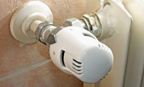 Una valvola termostatiche