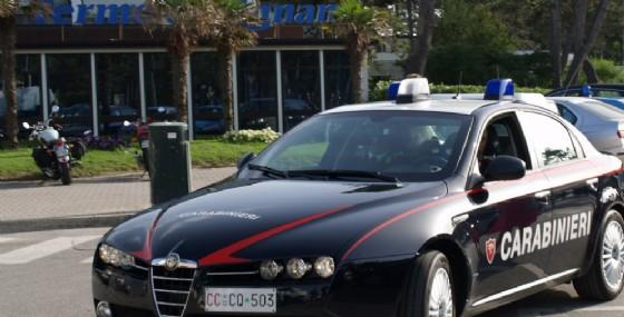 I carabinieri indagano a Tolmezzo (© Diario di Udine)