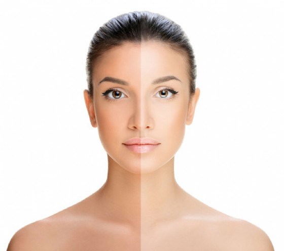Pelle chiara o scura? Dipende dalle mode