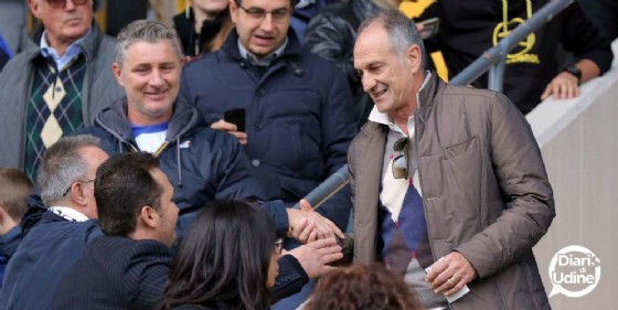 Mister Francesco Guidolin (© Diario di Udine)