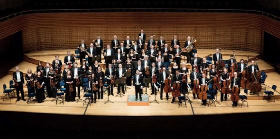 L'Orchestra di Lucerna (© Teatro GdU)
