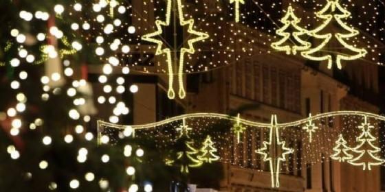 Luci di Natale: l'accensione ci sarà il 19 novembre (© Diario di Udine)