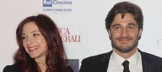 Lino Guanciale e Antonietta Bello (© Antonietta Bello | Facebook)