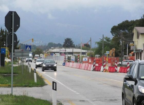 Incidenti a raffica a Udine