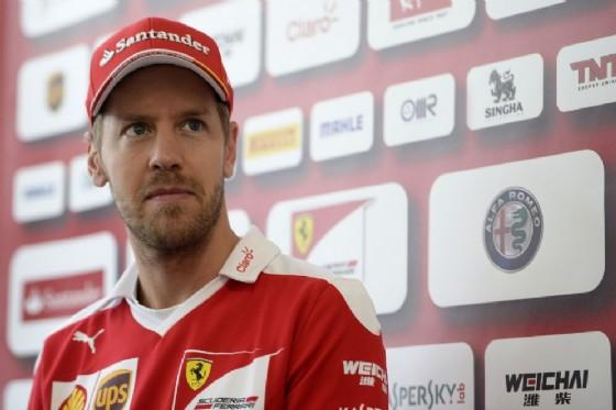 F1 Messico, Vettel: