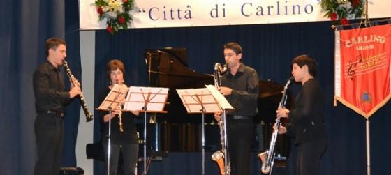 """Al via il 14° Concorso Internazionale per Clarinetto """"Città di Carlino"""" (© Nuova Banda di Carlino)"""
