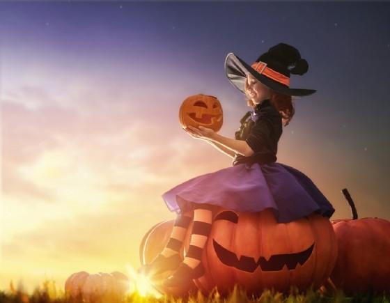 Impazza la festa di Halloween