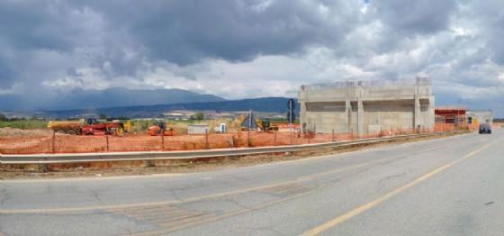 Un cantiere stradale (© Diario di Udine)