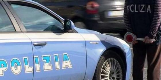 La polizia stradale è intervenuta per un incidente (© Diario di Udine)