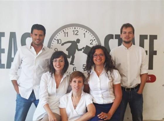 Il gruppo di lavoro di EasyStaff