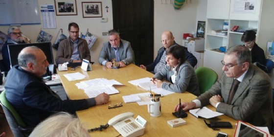 L'incontro di Serracchiani a Vito d'Asio (© Regione Friuli Venezia Giulia)