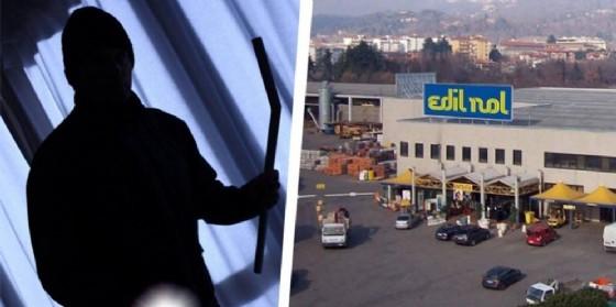 Non è la prima volta che l'azienda Edilnol subisce furti