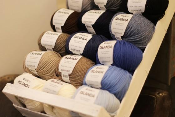 I gomitoli in lana pregiata di Filat Bracco