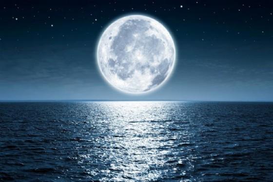 La superluna del 14 novembre