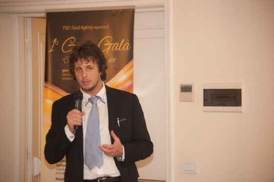 Ottavio De Grossi, direttore di PS81 Food Agency