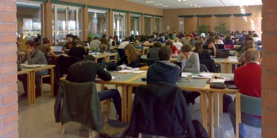 Studenti dell'Università di Biella