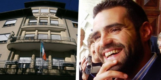 L'istituto alberghiero ed il sindaco Mario Carli