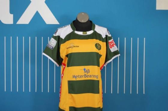La maglia del Biella Rugby