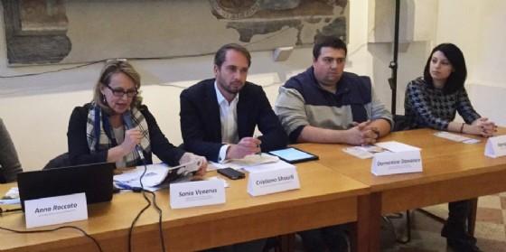 L'assessore Cristiasno Shaurli (© Regione Friuli Venezia Giulia)