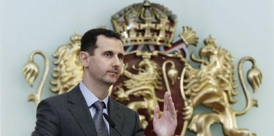 Il presidente siriano Bashar al Assad. (© Valentina Petrov / Shutterstock.com)