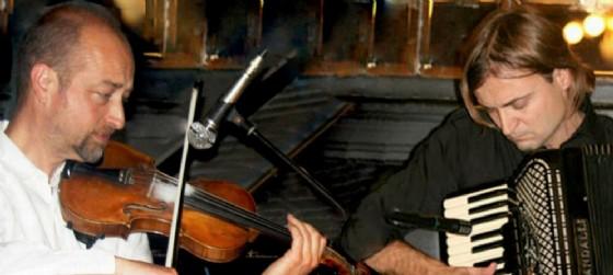 Il duo Alessandro Simonetto - Roberto Daris (© Volpe e Sain)