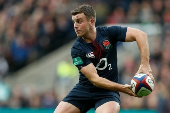 England coach Eddie Jones had particular praise for George Ford's performance against Fiji calling it «outstanding»