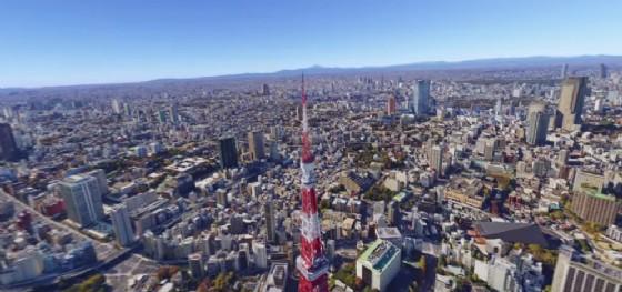Google Earth VR, la realtà virtuale sulle mappe di Google