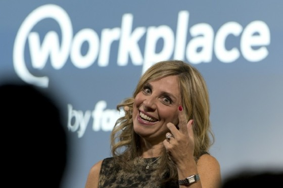 Nicola Mendelsohn, Facebook's vice president for Europe, says the tech giant will open its new headquarters in London next year, taking its UK workforce to 1,500 from around 1,000