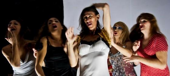 "Lo spettacolo ""Variabili umane"" (© Teatro Miela)"