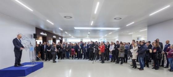 Aeroporto Ronchi : Inaugurata la nuova area partenze dell aeroporto di ronchi