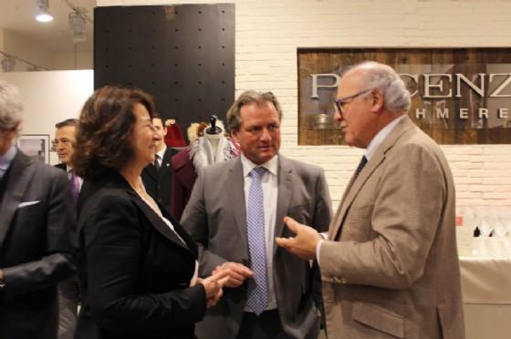Luisa Bocchietto, Thomas Ros, Carlo Piacenza