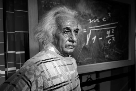 Einstein, la sua relatività generale sarebbe minata da un bug (© Lodimup | shutterstock.com)