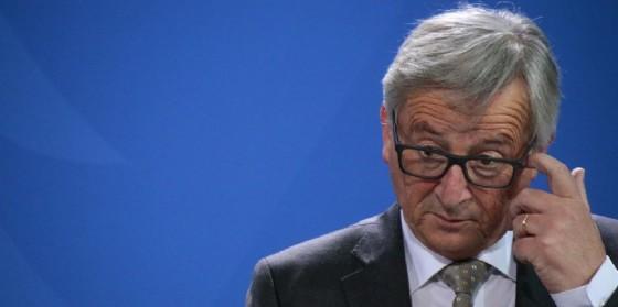 Il presidente della Commissione europea Jean-Claude Juncker.