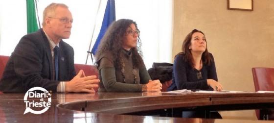 George Kain, Serena Tonel ed Emanuela Pascucci