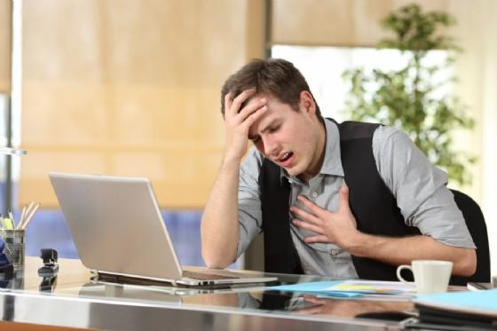 Ansia e tendenza all'ipocondria causano problemi (© Antonio Guillem | shutterstock.com)