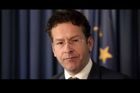 Il presidente dell'Eurogruppo, Jeroen Dijsselbloem. (© YiAN Kourt | Shutterstock.com)
