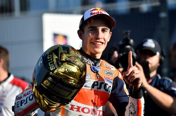Marc Marquez (© Honda)