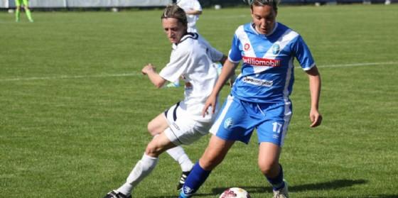Le ragazze di mister Cassia sconfitte in Lombardia per 3 a 0 (© Upc Tavagnacco)