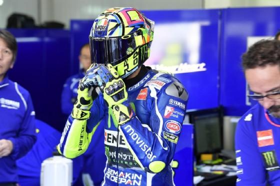 Valentino Rossi (© Yamaha)