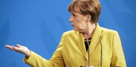 La cancelliera tedesca Angela Merkel. (© Drop of Light / Shutterstock.com)